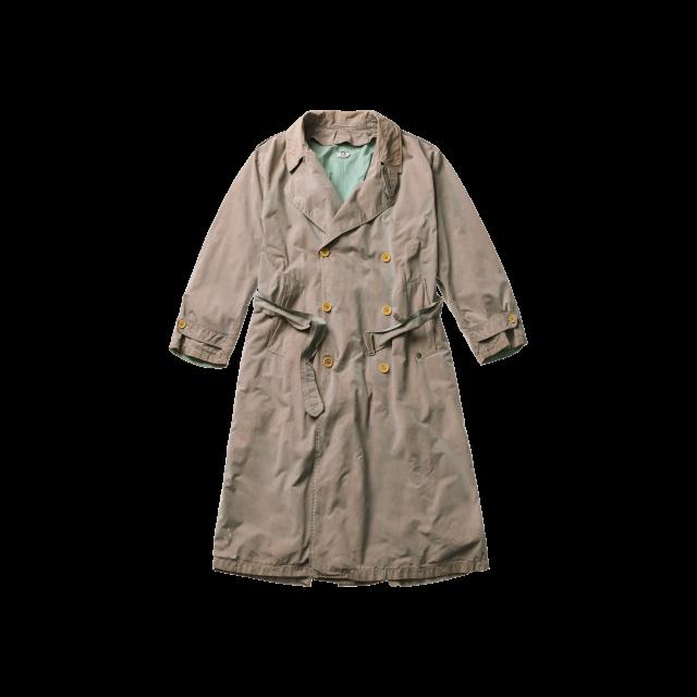 Iridescent C.P. Company Raincoat