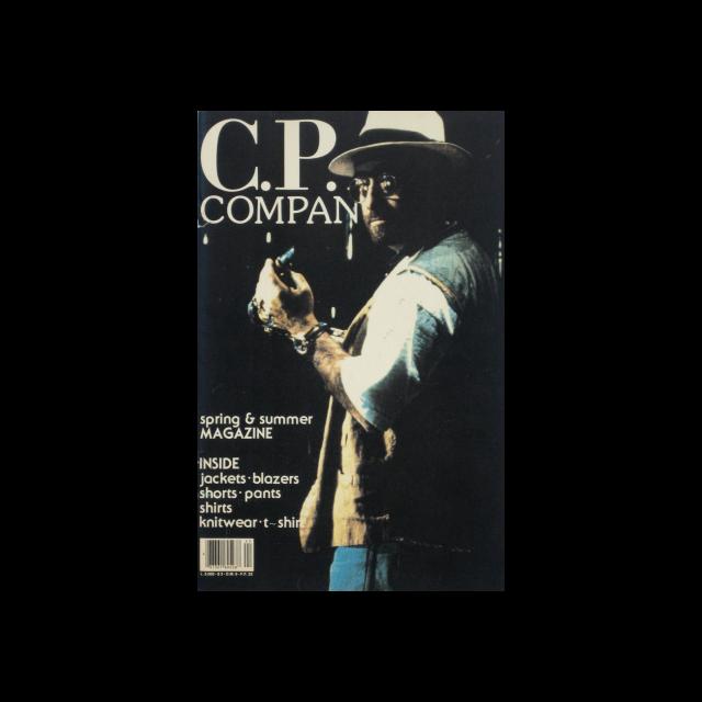 C.P. Company Magazine – SS989