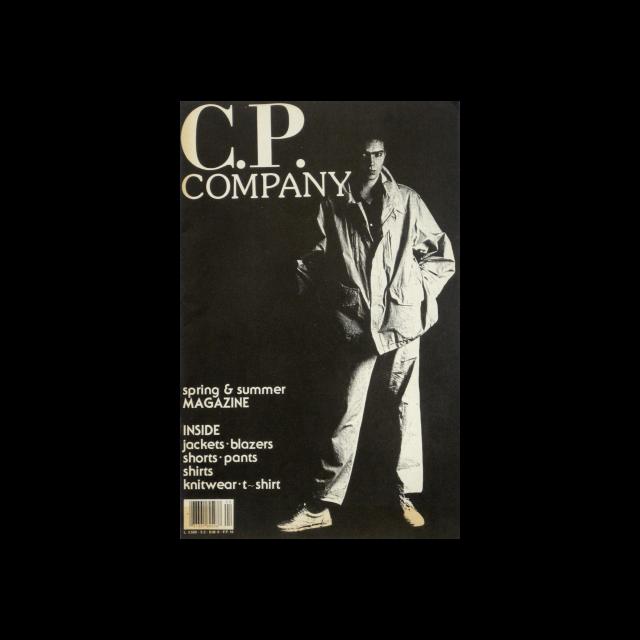 C.P. Company Magazine – SS993