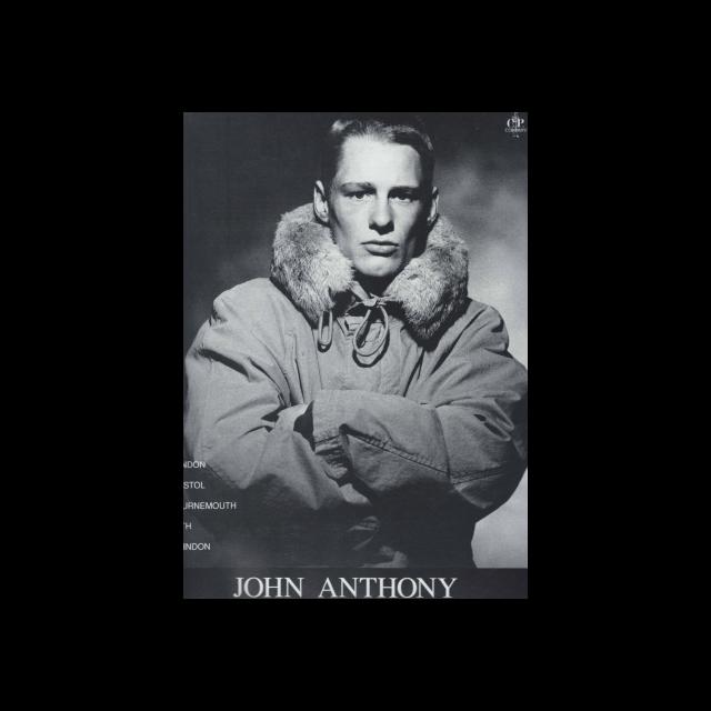 John Anthony store Advert