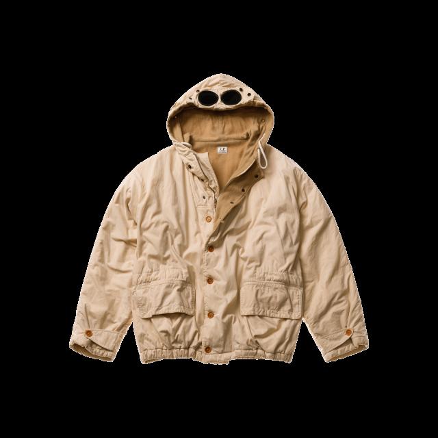 50 Fili cropped Goggle Jacket
