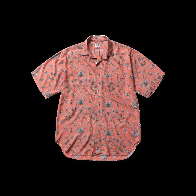 Painsley pattern rayoin shirt