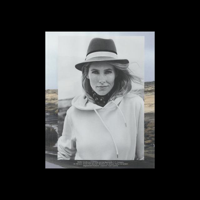 C.P. Company editorial – Brigitte Woman