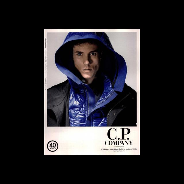 C.P. Company ADV on GQ UK