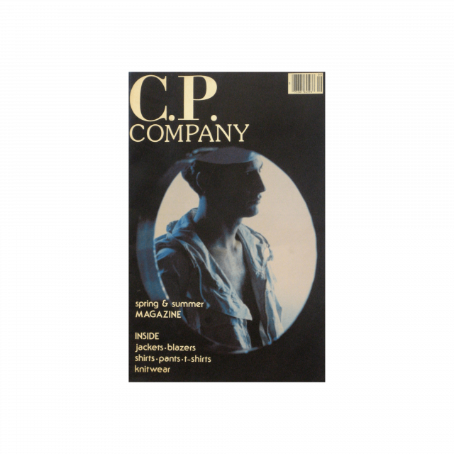 C.P. Company Magazine – SS985