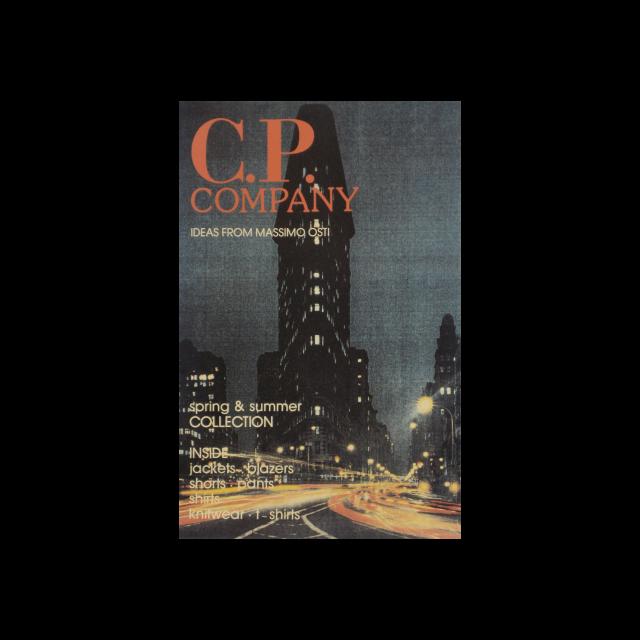 C.P. Company Magazine – SS991